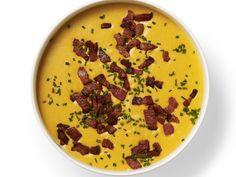 Pumpkin-Hard Cider Cheese Dip recipe from Food Network Kitchen via Food Network