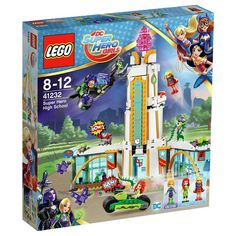 Buy LEGO Super Hero High School - 41232 at Argos.co.uk - Your Online Shop for LEGO, LEGO and construction toys, Toys.