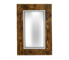 To create mirror Black&White Honey we used wood that has been antiqued. Pine tree planks were carefully brushed, heated and polished. Thanks to white, inside lath we gained a unique design and look.  The frame of this mirror is handmade therefore it has its own character and charm. There are no two identical mirrors! They will adorn your walls or your favorite room in the house and introduce an original atmosphere.  Visit: www.montevente.pl
