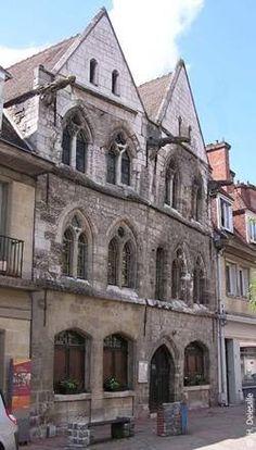 La Maison des Templiers de Caudebec-en-Caux n'est ouverte qu'une fois par an