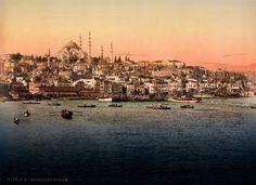 Constantinople ca. 1896