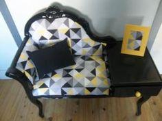 meuble téléphone relooké | painted phone tables | pinterest | on - Meuble Pour Telephone Design