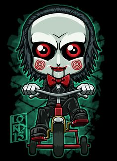 14 Best Billy The Puppet Images Horror Films Horror Icons