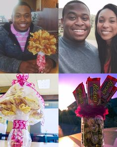 This Guy Gave His Girlfriend a Bouquet of Chick-fil-A Nuggets and Fries, Redefined Relationship Goals