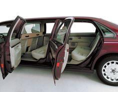 Volvo Limousine intérieur