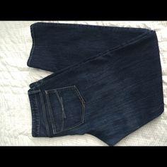 Gap Real Straight Jeans 33/16 Gap Real Straight Jeans size 33/16 GAP Jeans Straight Leg