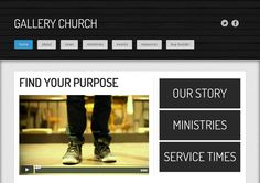 Gallery Church is a Builder Child Theme perfect for your ministry or non-profit. Gallery Church includes support for the new Builder Events Block, as well as the Church Block.