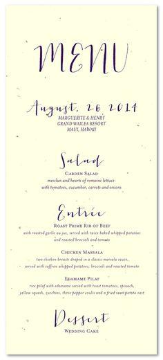 Safe drinking campaign menues Pinterest Best Wedding menu - menu list sample