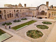 Tabatabai house,Kashan,Iran