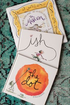 The Museum by Peter Reynolds