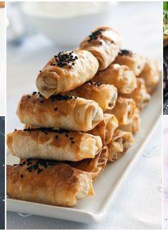 7 ακαταμάχητοι μεζέδες για μπίρα | Έθνος Greek Pastries, Brie Bites, Bread Oven, Greek Recipes, Food Photo, Family Meals, Food To Make, Food Processor Recipes, Food And Drink