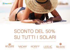 SCONTI DEL 50% SU TUTTI I SOLARI http://www.easyfarma.it/naviga-per-produttore