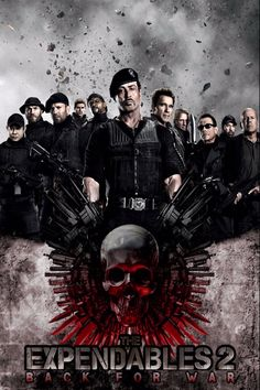 The Expendables 2 【 FuII • Movie • Streaming