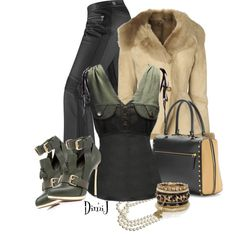Casual Look by dimij on Polyvore