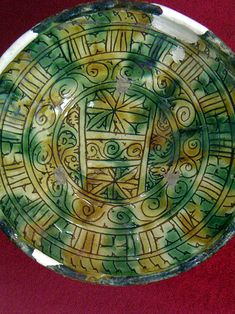 Byzantine ware. This is from Cyprus.