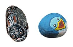 Learn to Paint Rocks with Free Guides, Lessons & Tutorials