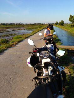"""#Vietnam #HoiAn - """"Vietnamesische Gaumenfreuden – auf """"Street food tour"""" in Hoi An"""" lies mehr über meine Street Food tour auf www.goodmorningworld.de"""