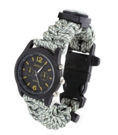 5 in One Tactical Survival Watch