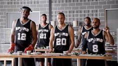 Godwin Usiayo updates news - H-E-B 2015 Spurs Commercial – Cooking Class. http://bit.ly/20jGUnz
