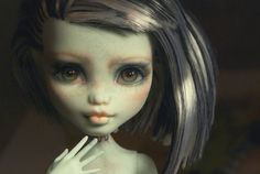 deviantART: More Like Cleo De Nile - Monster High Repaint by ~JanuaryPixie