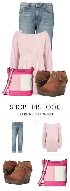 """""""Untitled #21549"""" by nanette-253 ❤ liked on Polyvore featuring Current/Elliott, Glamorous, Sbicca and Tommy Hilfiger"""