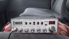 Cobra 148 NW ST Sound Tracker AM / SSB CB Radio Plus Cobra Microphone #Cobra