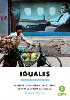 La desigualdad no es sostenible