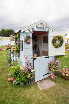 RHS Flower Show Tatton Park 2015: Which is your favourite of these hideaway sheds? - Manchester Evening News