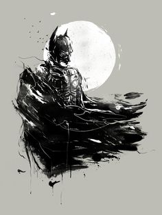 timetravelandrocketpoweredapes: The Bat by Marie... at corruptedblood