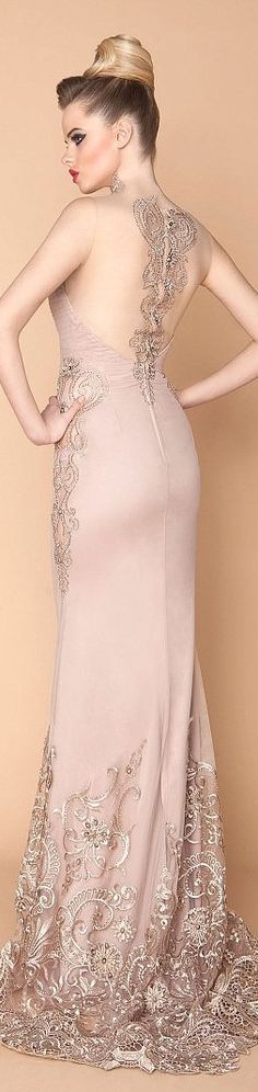 Tony Chaaya 2015 Sexy Dresses, Evening Dresses, Prom Dresses, Floor Length Dresses, Chic Dress, Formal Gowns, Colorful Fashion, Beautiful Gowns, Couture Fashion