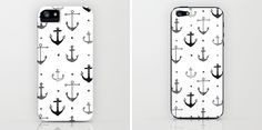 Anchor iPhone Cases by Miriam Sironi | 25 Nautical Picks