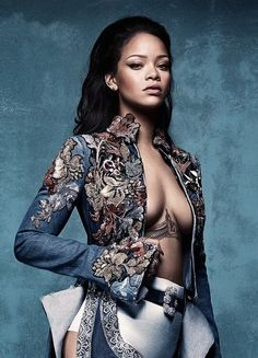 Rihanna #Rihanna #Woman #Beauty