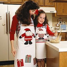 Santa Apron Appliques sewing pattern from Leisure Arts. Find it here: http://www.leisurearts.com/products/santa-apron-appliques-sewing-patterns-digital-download.html