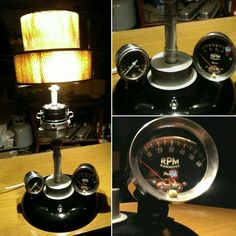 Hotrod lamp I built.