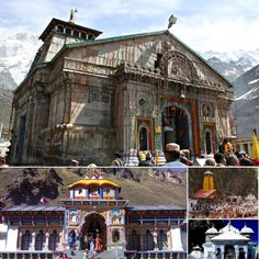 Char Dham Yatra – Custom made, Private India Tours @ India Tourism Packages - http://allindiatourpackages.in/char-dham-yatra-14n15d/