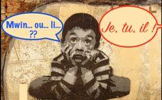 PNG - 1.7Mo « Mwin, ou, li » ou... je tue île ? #lareunion #creole