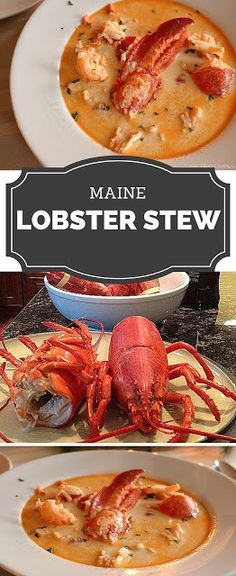 Mary Ellen's Cooking Creations: Maine Lobster Stew