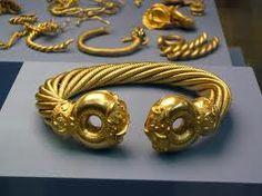Celtic torque from the British Museum
