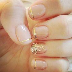 Wedding Nails Design 5 | Wedding Fashion Finds