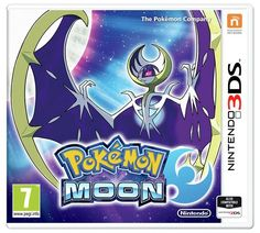 Buy Pokemon Moon Nintendo 3DS Game at Argos.co.uk, visit Argos.co.uk to shop online for Nintendo 3DS, 2DS and DS games, Nintendo 3DS, 2DS and DS, Video games and consoles, Technology
