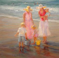 Diane Leonard | Plein Air Impressionist painter | Tutt'Art@