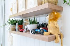 Christina & Ant Anstead's New Home | Christina on the Coast | HGTV Bathroom Pictures, Home Pictures, Bamboo Roof, Acrylic Containers, Metal Beds, Modern Farmhouse Style, Loft Spaces, Awesome Bedrooms, Image House