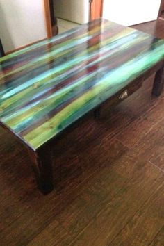 Give Your Coffee Table a Bold Blend   - Redbook.com