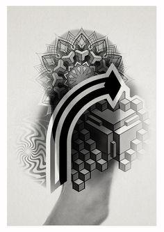 #tattoo #warszawa #warsaw #mandala #geometria #dotwork #kropki #pointallism #blackwork #geometry #geometryczny #geometric