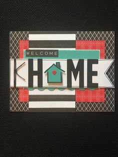 """Color Dare - TicTacToe Using """"Hello Pumpkin"""" Color Palette Cute Little Houses, Welcome Letters, Pumpkin Colors, Tic Tac Toe, Candy Apples, Invite Your Friends, Tis The Season, Dares, Card Stock"""