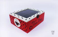 Tea Box - #ladybug