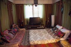 Persian Feel Simple Floor plan (shikibuton)