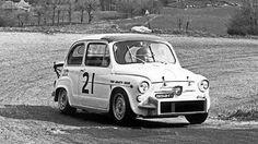 Fiat Abarth 1000