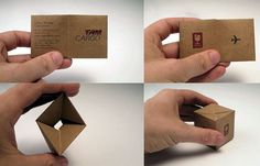 Tam Cargo business card