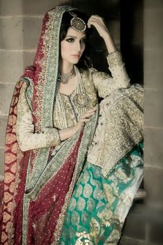 Image result for maria b bridal collection 2017